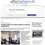 CERTIFICAZIONE CREDIT RISK MANAGEMENT SORGENIA