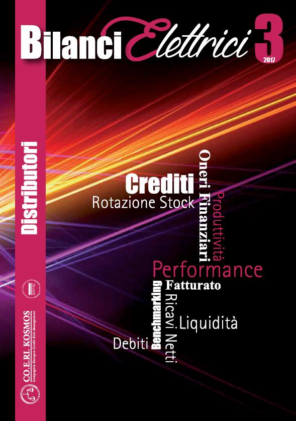 Libro Bilanci Distributori Materiale Elettrico 2016-2017