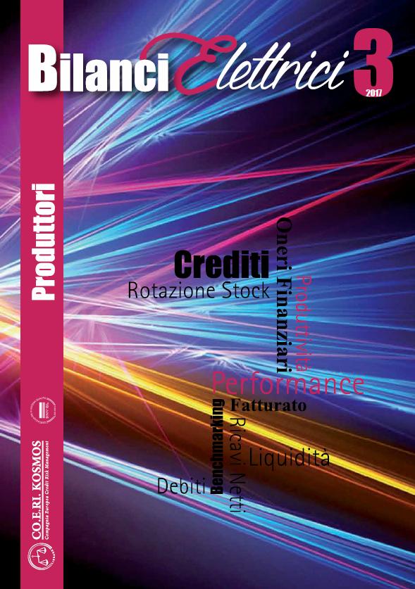 Libro Bilanci Produttori Materiale Elettrico 2016-2017